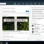 LinkedIn ја претстави својата прва Windows 10 десктоп апликација