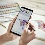 Galaxy Note 8 е игра на сигурна карта  што не значи дека не е импресивен смартфон