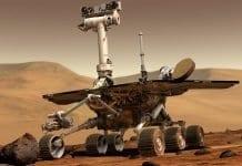 NASA, Марс
