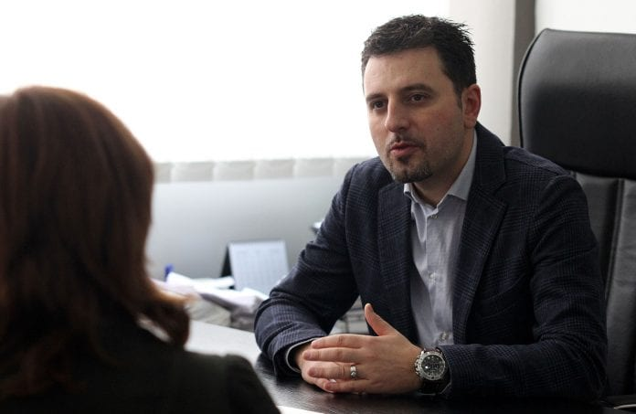 проф. д-р Иван Чорбев, декан
